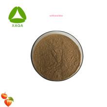 Материал для повышения сексуальной активности, экстракт ашваганды, витанолид
