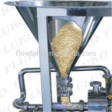 excellent China made stainless steel mobile dosing machine with powder and water