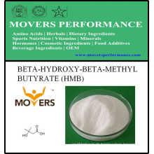 Suplemento Esportivo Beta-Hidroxi-Beta-Metil Butirato (HMB)