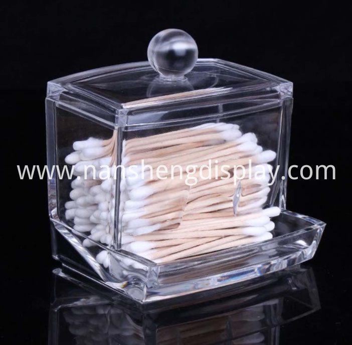 Cotton Swab Storage Holder