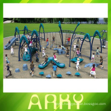 2015 Hot Large Children Happy Outdoor Climbing Equipment