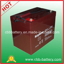 Sonnensystem Blei Säure AGM Wohnmobil Standby-Batterie 12V 85ah
