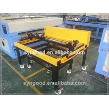 Máquina de gravura e corte do laser de Syngood SG6090 - especial para o headstone da forma do livro