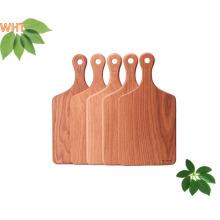 Placa de corte de madeira de faia