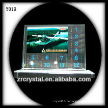 Bunter Druck Foto Kristall Y019
