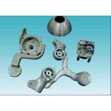 Shenzhen OEM acessórios de fundição de alumínio, vários acessórios de fundição de alumínio de aplicação, peças de fundição de alumínio