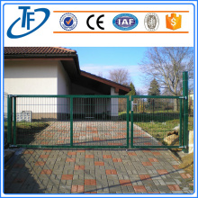 CE certificated PVC coated Welded Wire Mesh Fence