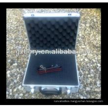 Aluminium Flight Case for Tools Cameras Musical Instruments Pick N Pluck Foam