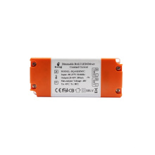 boqi 15W DALI dimmable led driver 350ma 10w 11w 12w 13w 14w 15w DALI led driver with CE CB SAA