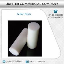 Varillas de teflón puras más vendidas para uso industrial a un precio asequible