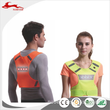 NRE17-001 Hot sales Led running safety vest for night Cycling factory price