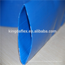Hochfester PVC-Flachschlauch