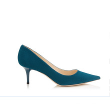 Classical New Design Fashion High Heeled Ladies Shoes (Y 84)