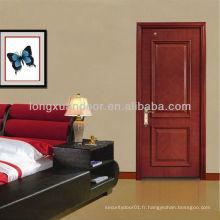 Porte d'entrée porte en bois, porte d'entrée extérieure d'entrée extérieure en bois, porte d'entrée de 3 pieds de largeur, porte courte