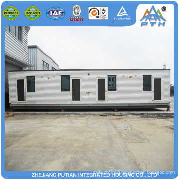 3 bedroom prefab modular apartment homes stackable house