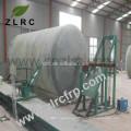 CNC control automatic FRP Septic Tanks Winding Machine