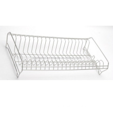 Stainless Steel Kitchen Tableware Implements Plate Dish Rack