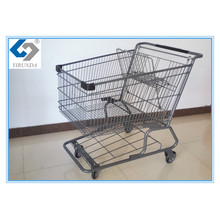 America Style Shopping Trolley for Supermarket (180L)