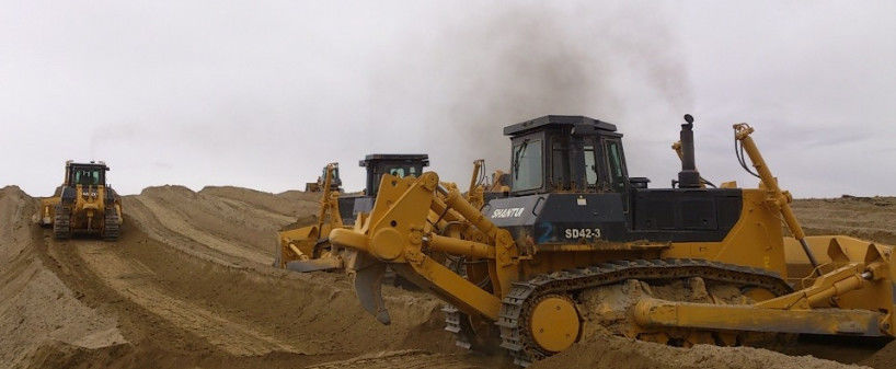 Shantui Bulldozer SD42 Weight Weight 53T