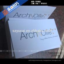 Letterpress printed paper print custom luxury business cards printers