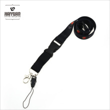 Full Color Heat Transfer Polyester Lanyard with Metal Hook