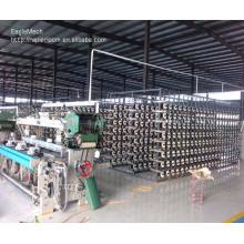 Red de pescado máquina de tejer sombrilla telar tejido neto telar tejido de bolsa de plástico que hace la máquina