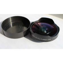 Objectif Fisheye 37mm pour appareil photo numérique de la Chine