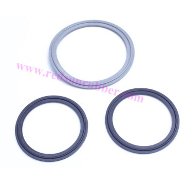 High Temperature Resistance Silicone Rubber Gasket