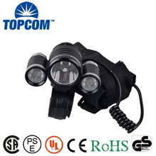 Rechargeable led bike light bicycle light