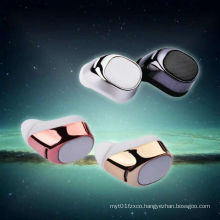 Hot Selling Mini Bluetooth Stereo Invisible Earphone for Smartphone