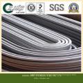ASTM 904L trocador de calor aço inoxidável U tubo