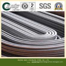 ASTM 904L Heat Exchanger Stainless Steel U Tube