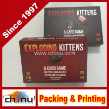 Exploding Kittens Card Game: Original Edition and Nsfw Edition (431015)