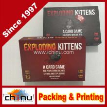 Jogo de Cartas Explosivas de Gatinhos: Edição Original e Edição Nsfw (431015)