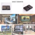 60m HDMI Extender más de un solo Cat5e / 6 (3D + EDID + IR + HDMI Loop Out)