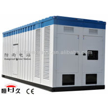 Энергии 100kva мобильный непромокаемые установить Электрический генератор(GF80C)