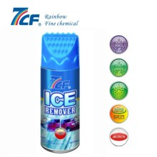 spray ice remover for car
