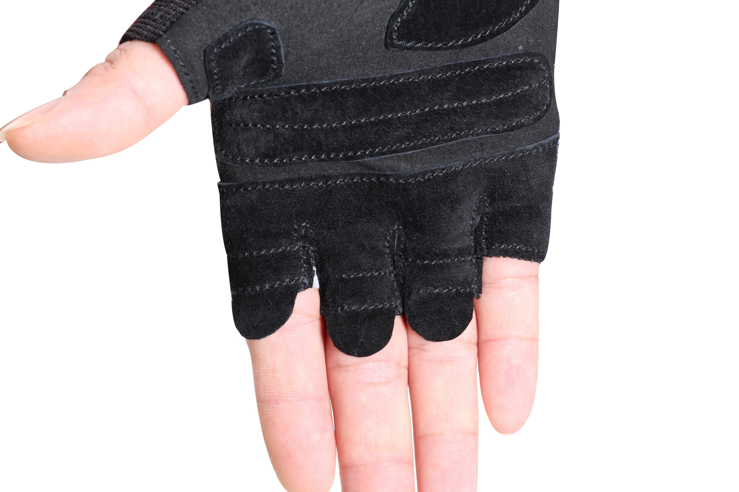 The four seasons use gloves