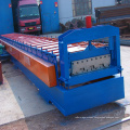 Customized length metal steel floor decking tiles forming machine