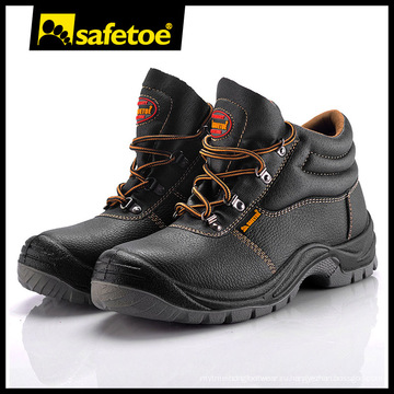 Высокое качество промышленной безопасности обувь со стальным носком M-8138