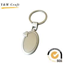 Kundengebundener Großhandelsqualitäts-Metallschlüsselring (Y02319)