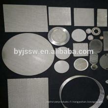 Tablier de maille d'acier inoxydable / maille soudée d'acier inoxydable