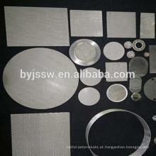 Avental de malha de aço inoxidável / malha soldada de aço inoxidável