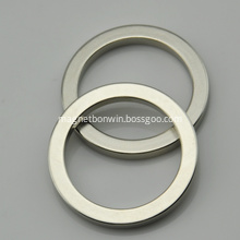 N40 Ndfeb neodymium neo big ring magnet