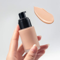 Wholesale Foundation Makeup Custom Private Label Luxury Glass Bottle Full Coverage Foundation for Black Women