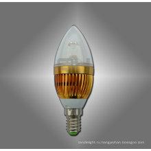 3W свечи типа LED лампа