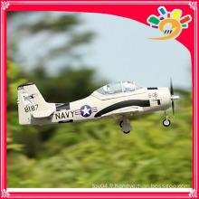 FMS T28 V2-Red Warhawk 800mm Wingspan High Speed PNP à distance de l'avion à réaction