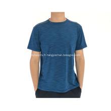 T-shirt décontracté d'été pour hommes