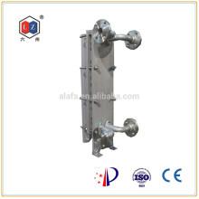 Chine en acier inoxydable chauffe-eau, remplacement de Sondex S8 refroidisseur huile hydraulique