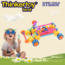 Educational DIY 3D Car Puzzle Toys